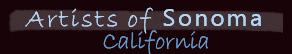 Artists of Sonoma, California