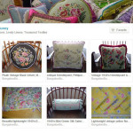Etsy store of Susie Edson, Bungalow Bunny