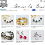 Etsy shop of Tammi Young, French Robin Designs