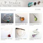 Etsy store of Kristel Phears, jewelry