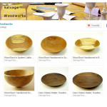 Etsy store of Rod Turner, Salvage Woodworks