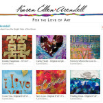 Etsy store of Karen Ellen Arendell