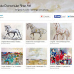 Etsy store of Linda Donohue