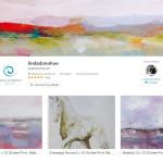 Etsy store of Linda Donohue - Prints
