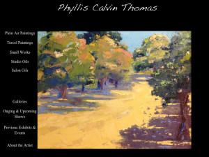 Phyllis Calvin Thomas