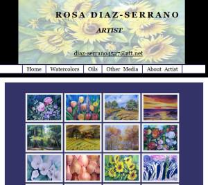 Rosa Diaz-Serrano