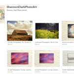 Etsy store of Shannon Clark