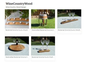 Wine Country Wood
