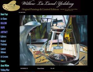 Willow LaLand-Yeilding