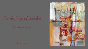 Carole Rae Watanabe