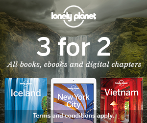Lonely Planet 3 for 3