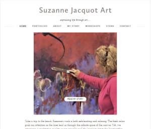 Suzanne Jacquot