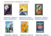 Bodega Bay - Art Prints