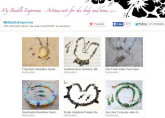 Etsy store of Maggie Henry