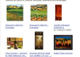 Sonoma Wine Country, art Prints
