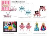 Etsy shop, Sissy Roo's Closet