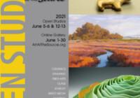brocbhure, open studios for art at the source